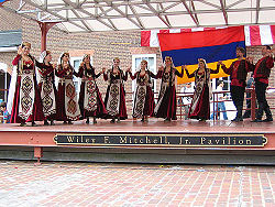 Armenian Folklore, Dance, Ensemble, Culture