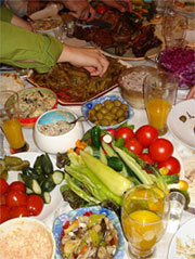 Armenian cuisine, food