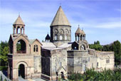 Echmiadzin, UNESCO, Armenia