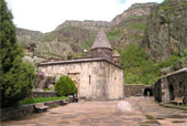Monastery of Geghard, UNESCO, Armenia